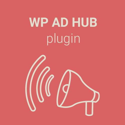 WP AD Hub Plugin